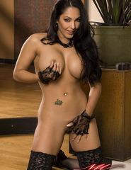 Busty Latina Nina - 12