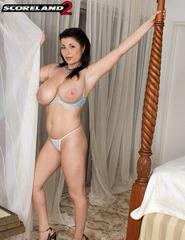 Natalie Fiore Lingerie Tease - 04