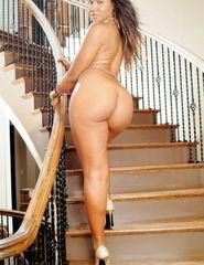 Tiara on the stairs - 10
