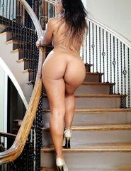 Tiara on the stairs - 11