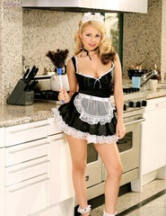 Sandy Summers Maid - 01