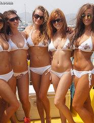 Busty bikini girls - 02