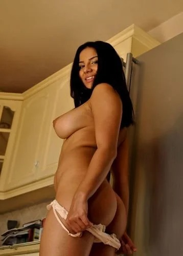 Lacey In The Kitchen