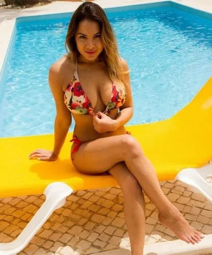 Lacey Poolside
