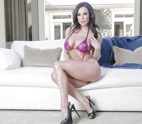 Kendra Lust Showing Off Nice Ass And Big Tits
