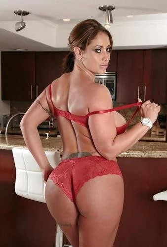 Eva Notty Red Lingerie