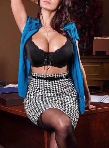 Ava Addams Secretary