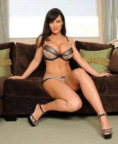Lisa Ann sofa