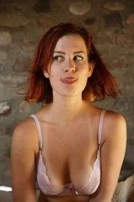 Orli Krowan In Her Underwear