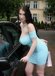 Huge Boobed Hotiie Babe Nadine Jansen