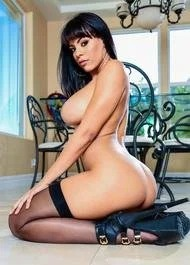 Luna Star Exotic Babe Shows Her Great Curves And Amazing Ass