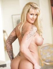Tattooed Babe Ryan Conner - 05