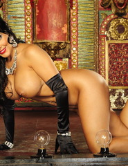 Nina Mercedez In Gloves - 13
